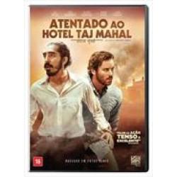 DVD Atentado Ao Taj Mahal