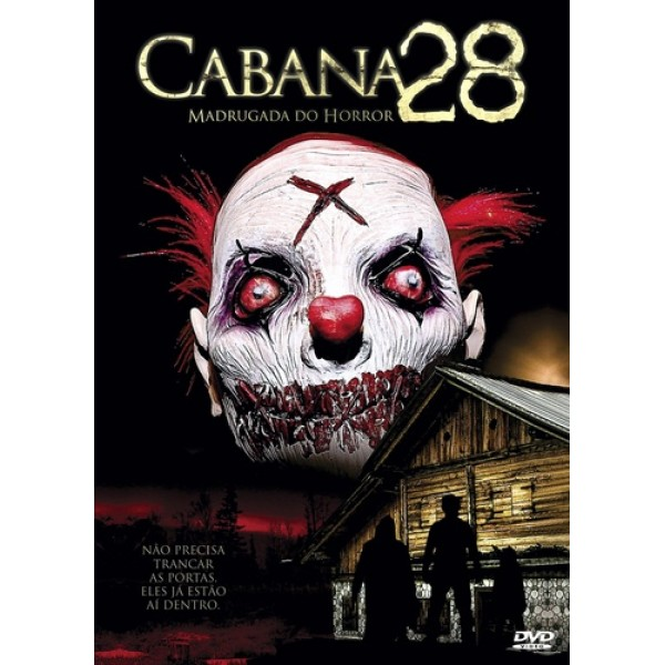 DVD Cabana 28 - Madrugada Do Horror