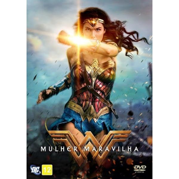 DVD Mulher-Maravilha