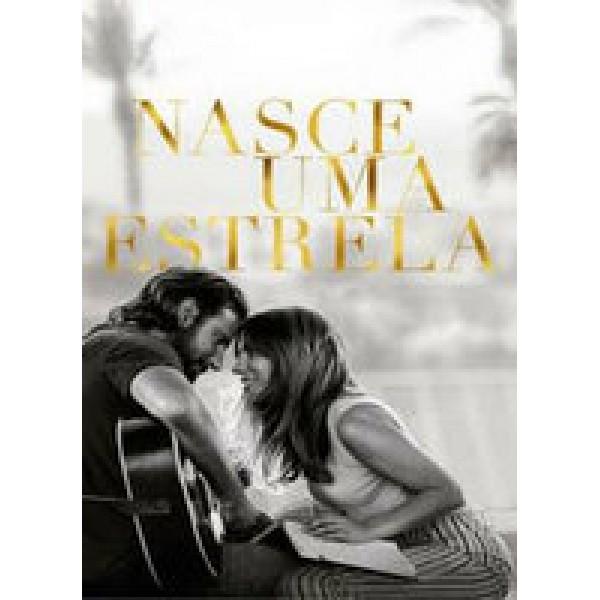 DVD Nasce Uma Estrela (2018)