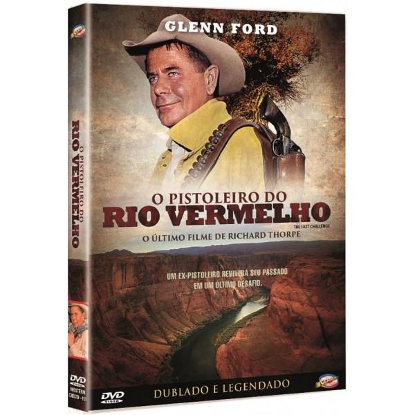 DVD O Pistoleiro do Rio Vermelho