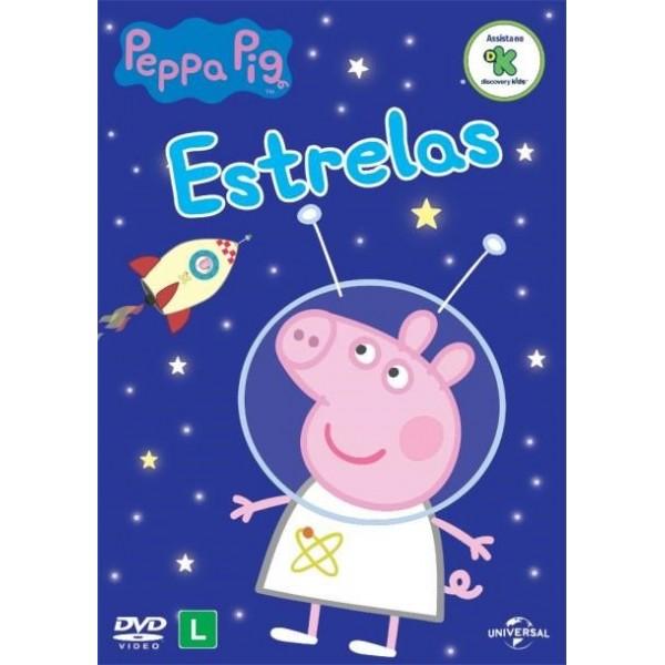 DVD Peppa Pig - Estrelas