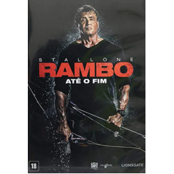 DVD Rambo - Até O Fim