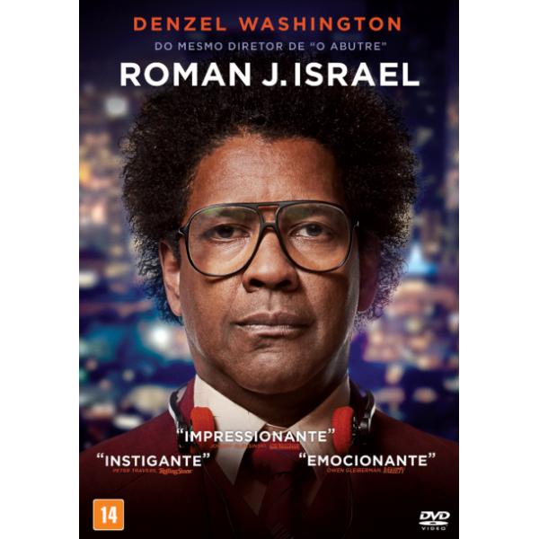 DVD Roman J. Israel