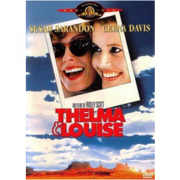 DVD Thelma & Louise