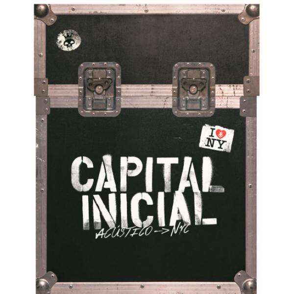 Box Capital Inicial - Acústico NYC (2 CD's + DVD)