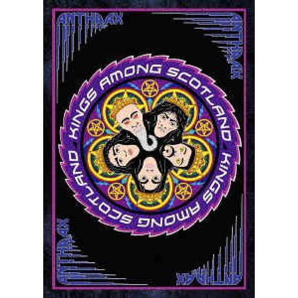 DVD Anthrax - Kings Among Scotland