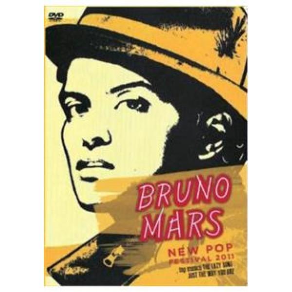 DVD Bruno Mars - New Pop Festival 2011