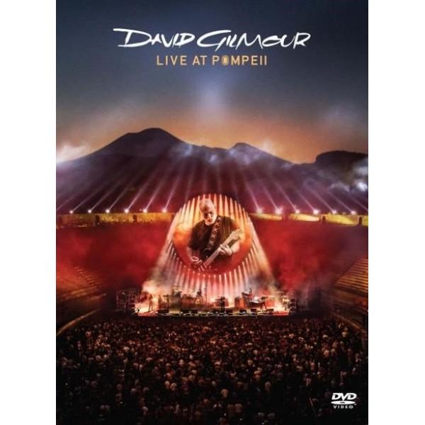 DVD David Gilmour - Live At Pompeii (DUPLO)