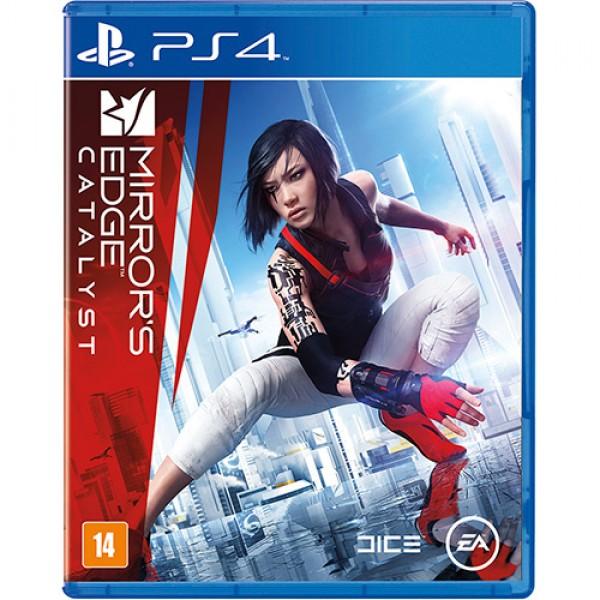 Game PS4 Mirror's Edge - Catalyst