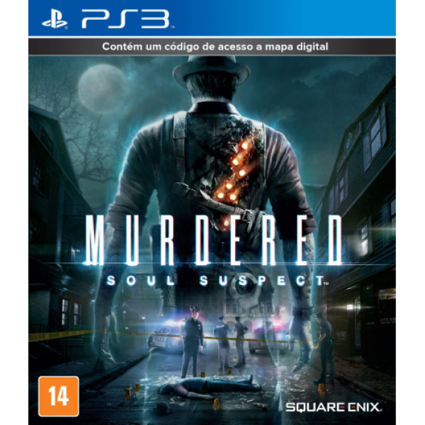 Game PS3 - Murdered: Soul Suspect