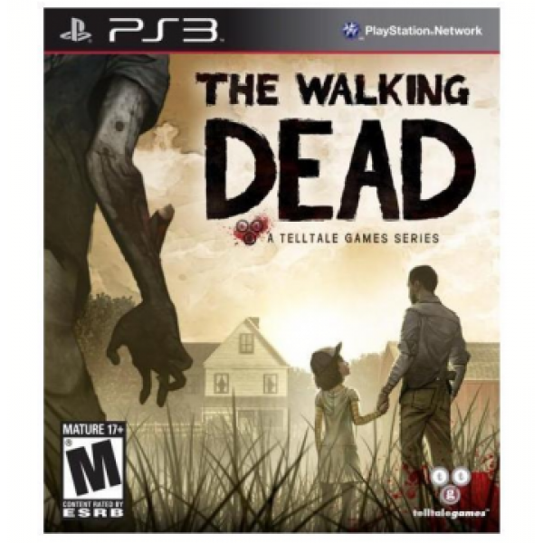 Game PS3 - The Walking Dead
