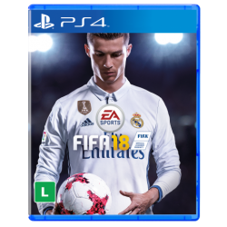 Game PS4 - Fifa 18