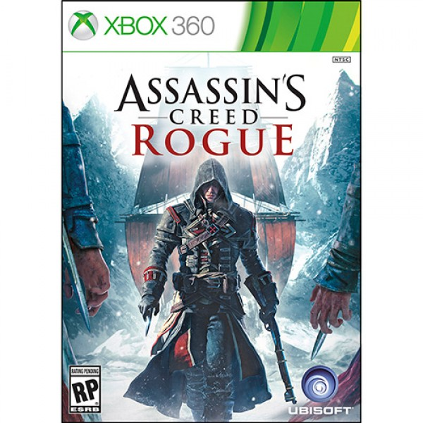 Game Xbox 360 - Assassin's Creed: Rogue