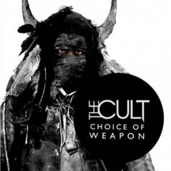 CD The Cult - Choice of Weapon
