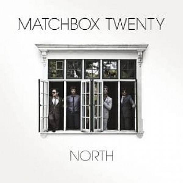 CD Matchbox Twenty - North
