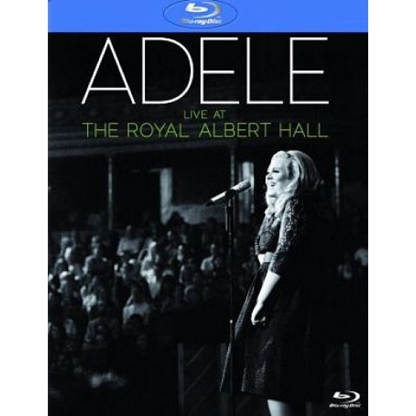 Blu-Ray + CD Adele - Live At The Royal Albert Hall