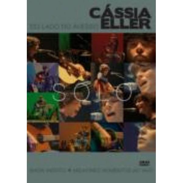 DVD Cássia Eller - Do Lado do Avesso - Solo