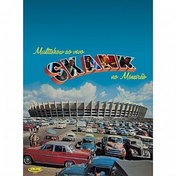 Blu-Ray Skank - Multishow Ao Vivo no Mineirão