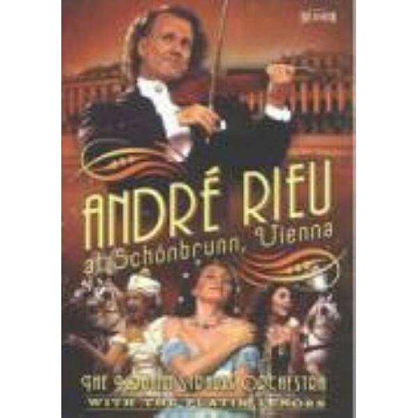DVD André Rieu - At Schonbrunn, Vienna