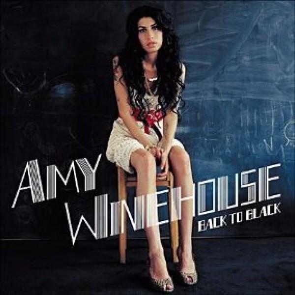 LP Amy Winehouse - Back To Black