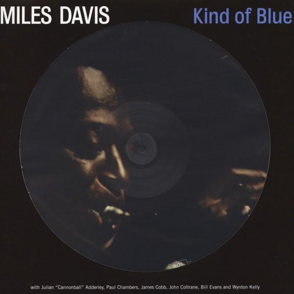 LP Miles Davis - Kind Of Blue (IMPORTADO)