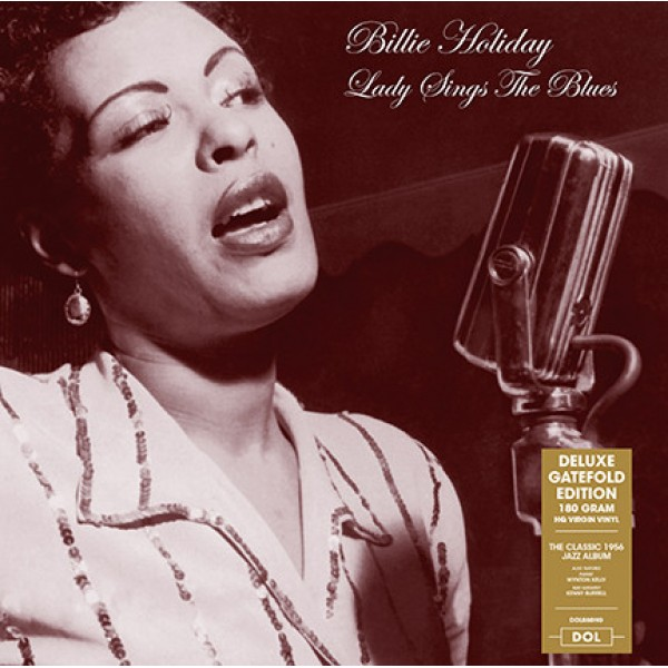 LP Billie Holiday - Lady SIngs The Blues (Deluxe Gatefold Edition - IMPORTADO)