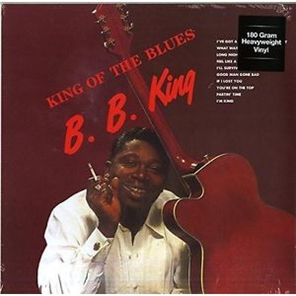 LP B. B. King - King Of The Blues (IMPORTADO)