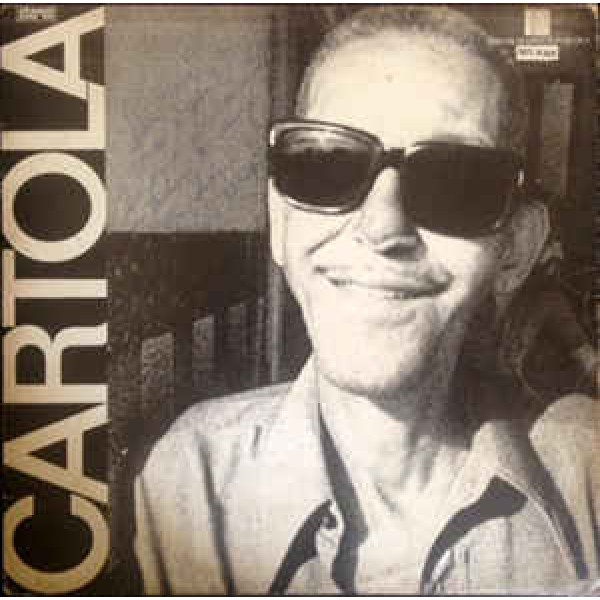 LP Cartola - Disfarça E Chora