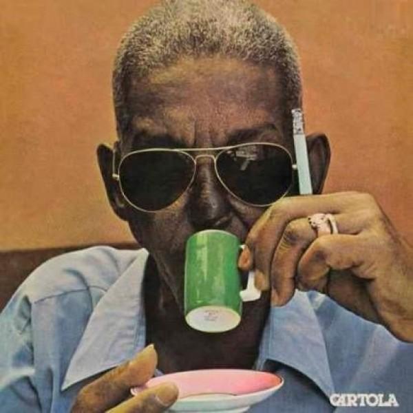 LP Cartola - Verde Que Te Quero Rosa