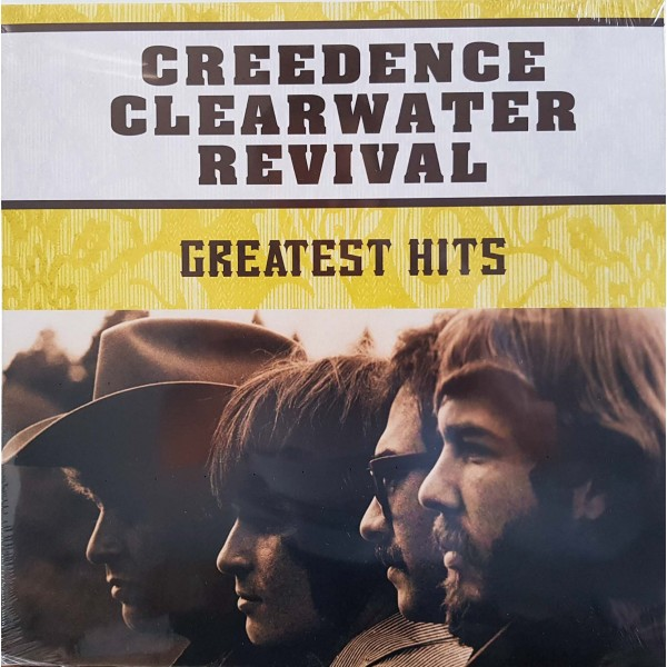 LP Creedence Clearwater Revival - Greatest Hits (IMPORTADO)