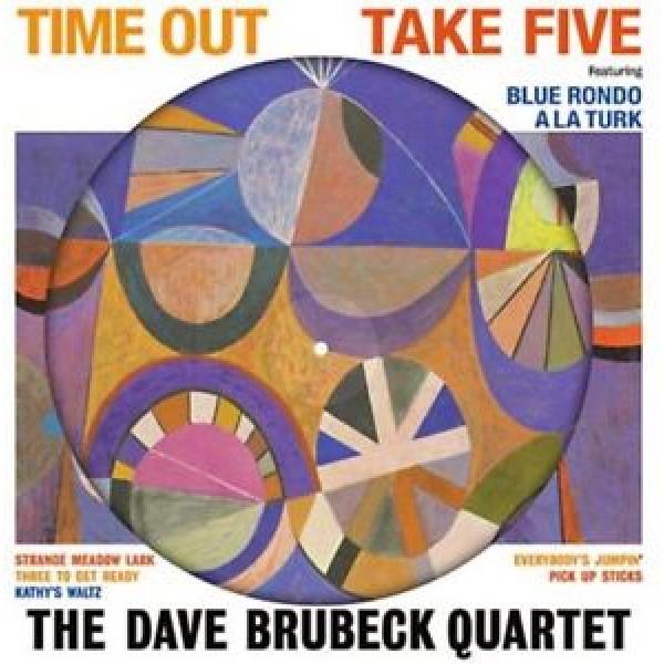 LP The Dave Brubeck Quartet - Time Out (IMPORTADO)