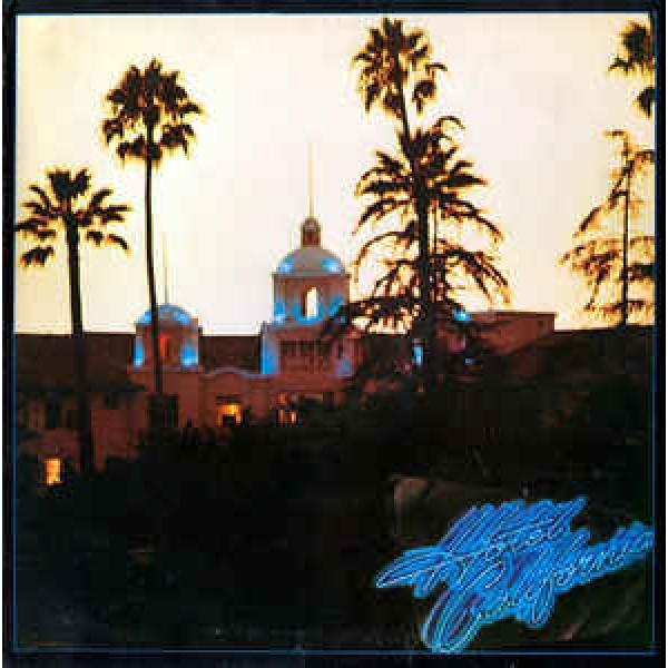 LP Eagles - Hotel California (IMPORTADO)