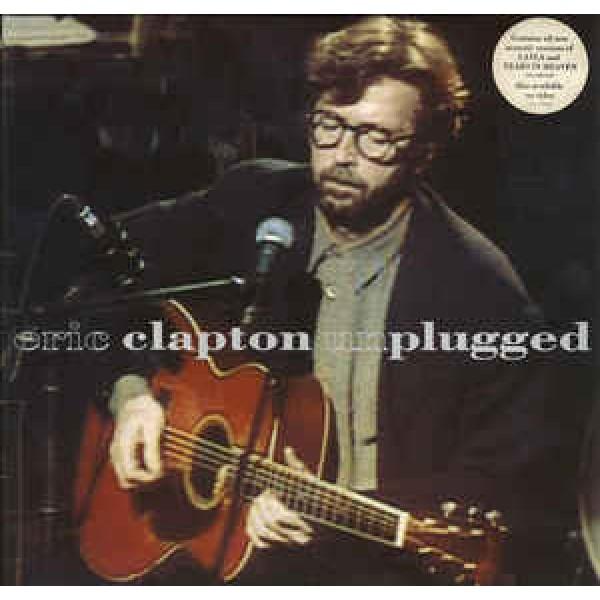 LP Eric Clapton - Unplugged (IMPORTADO)