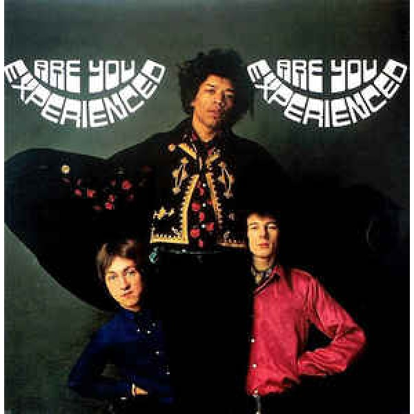 LP Jimi Hendrix - Are You Experienced (IMPORTADO)