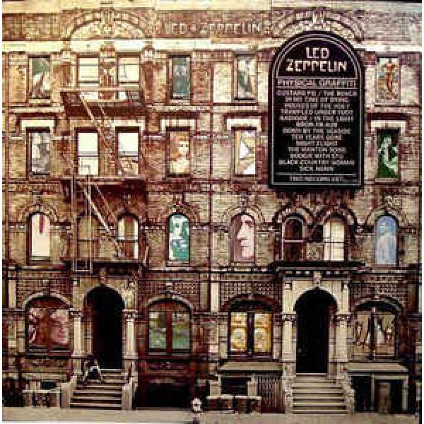 LP Led Zeppelin - Physical Graffiti (IMPORTADO)