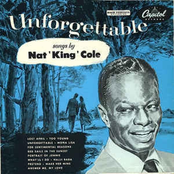 LP Nat King Cole - Unforgettable (IMPORTADO)