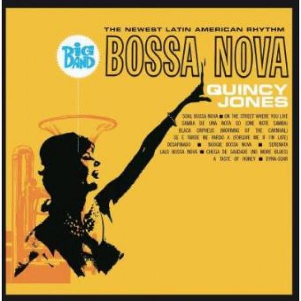 LP Quincy Jones - Big Band Bossa Nova (IMPORTADO)
