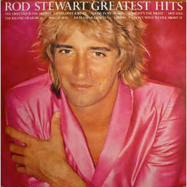 LP Rod Stewart - Greatest Hits (IMPORTADO)