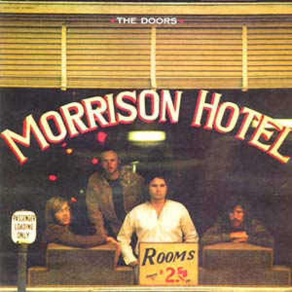 LP The Doors - Morrison Hotel (IMPORTADO)