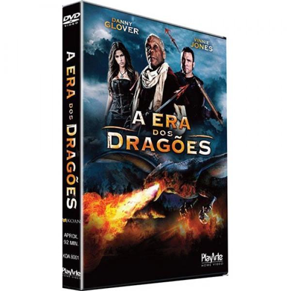 DVD A Era Dos Dragões