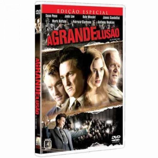 DVD A Grande Ilusão