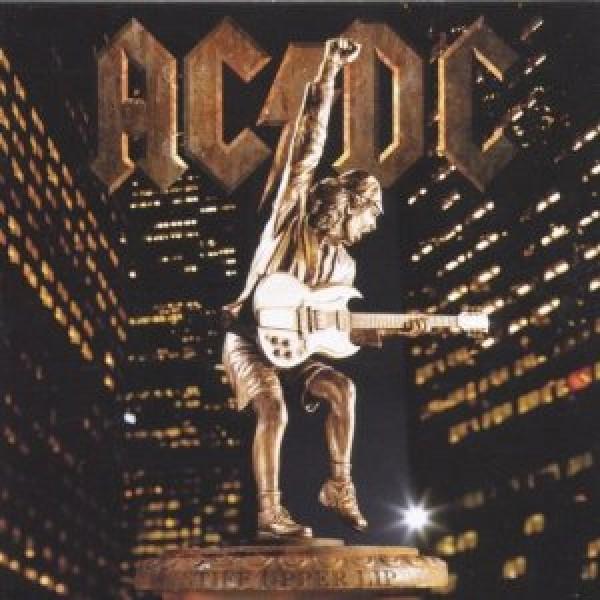 CD AC/DC - Stiff Upper Up (IMPORTADO)