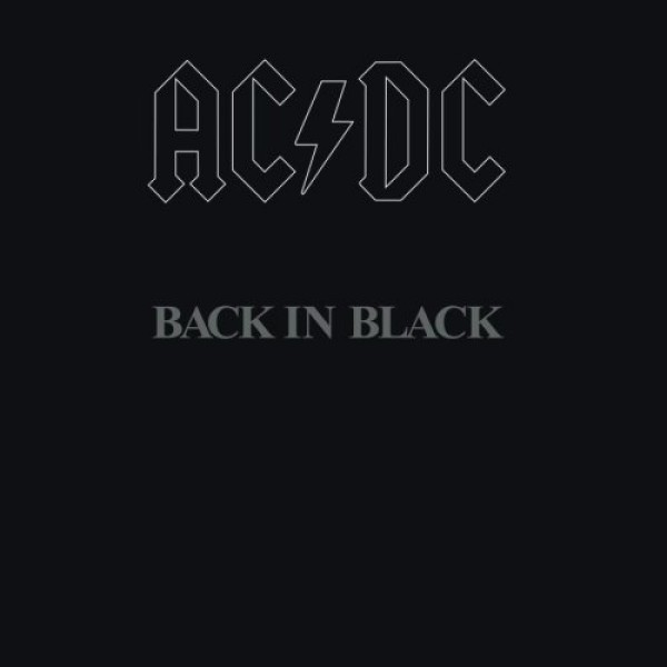 LP AC/DC - Back In Black