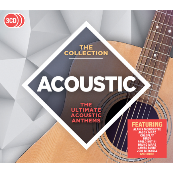 Cd Acoustic The Collection The Ultimate Acoustic Anthems