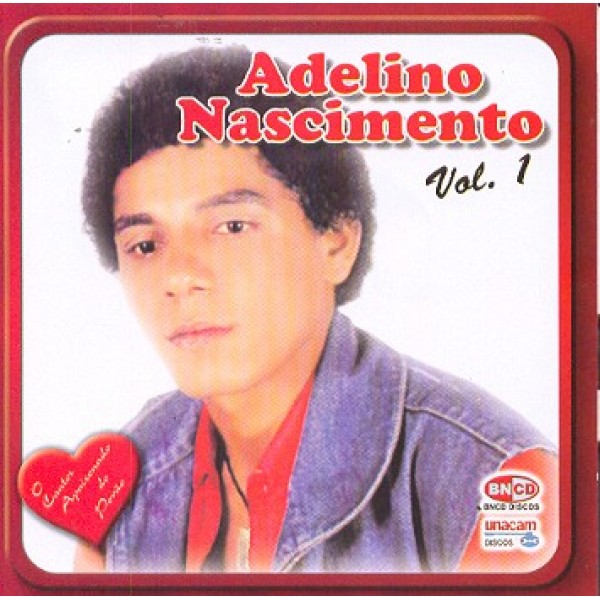 CD Adelino Nascimento - Vol. 1