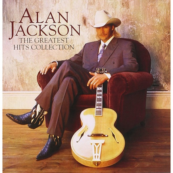 CD Alan Jackson - The Greatest Hits Collection (IMPORTADO)