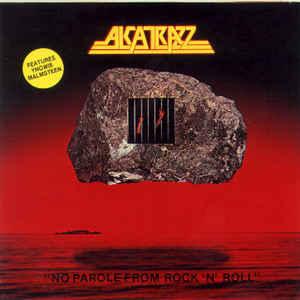 CD Alcatrazz - No Parole From Rock'N'Roll