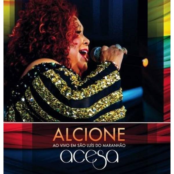 CD Alcione - Ao Vivo Em São Luis do Maranhão (MUSIC PAC)