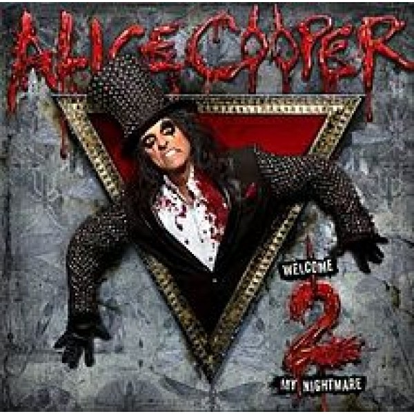 CD Alice Cooper - Welcome 2 My Nightmare